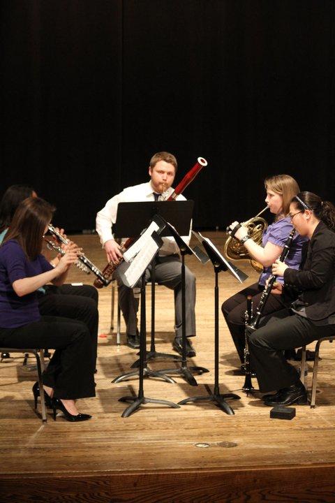 Axios in recital