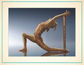 yoga harp